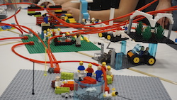 Starter Workshop mit Lego® Serious Play®*